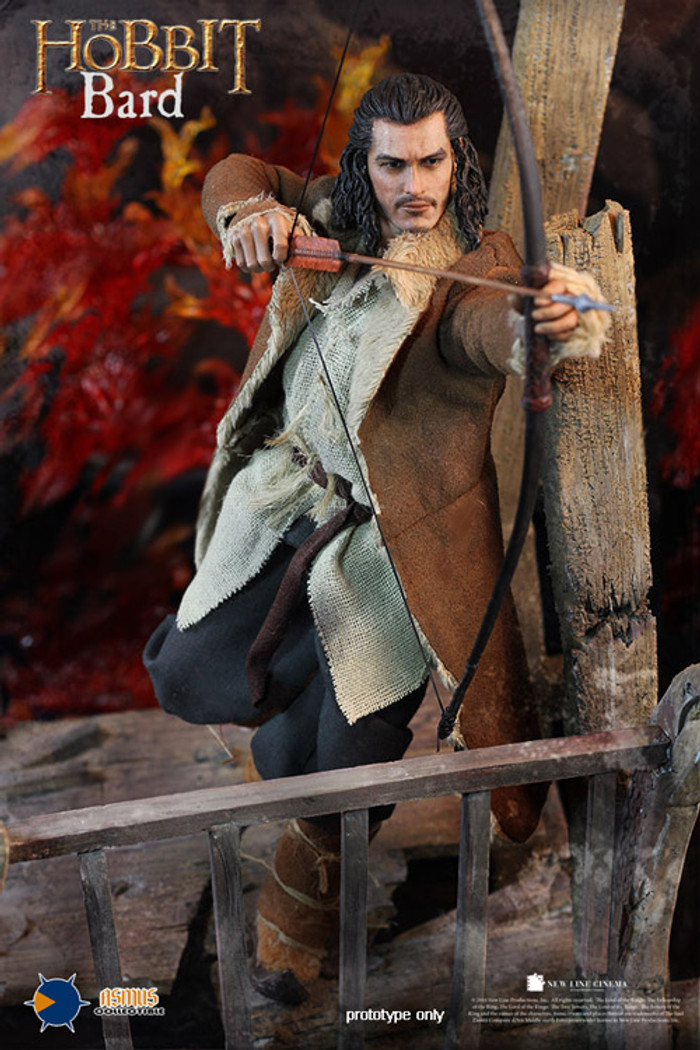Asmus Toys - The Hobbit Series: Bard