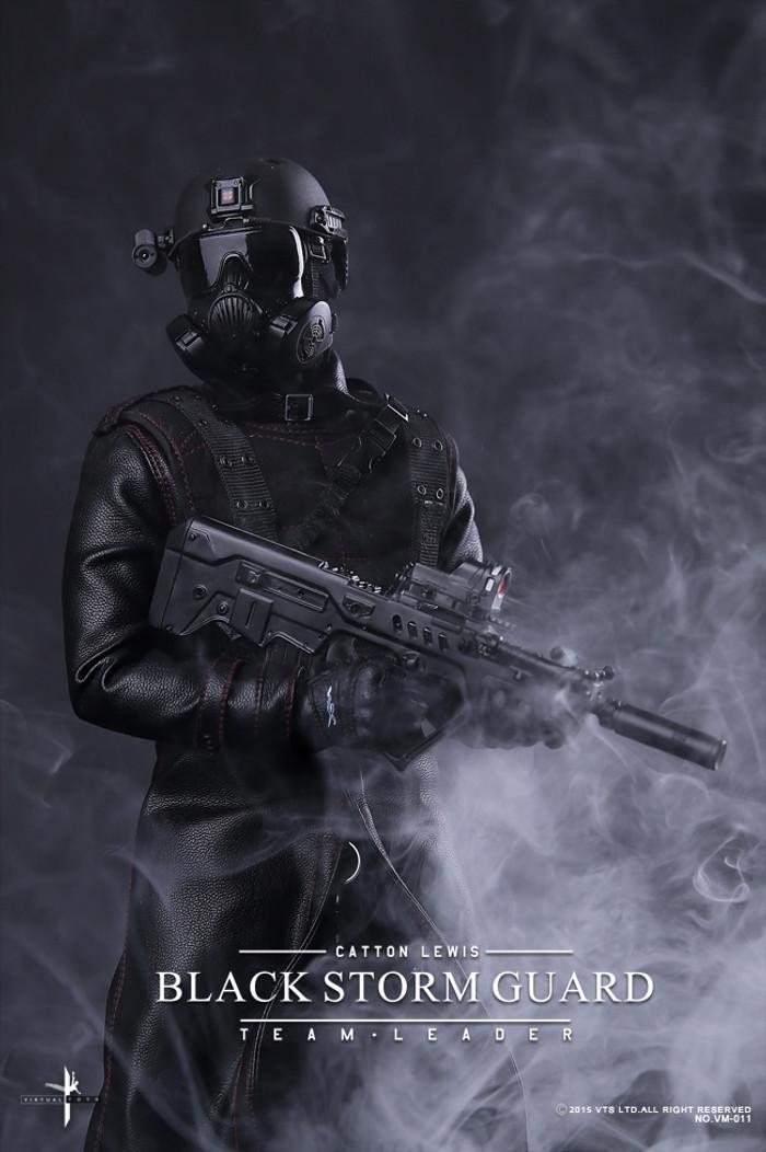 VTS - Black Storm Guard