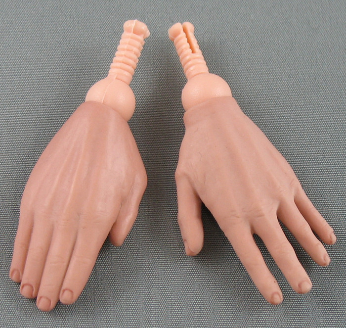 Sideshow - Hand - Pair of Open - Caucasian