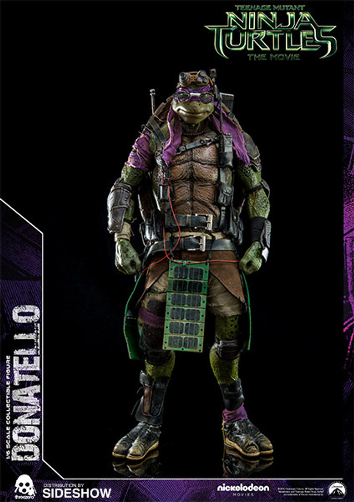 Threezero - Teenage Mutant Ninja Turtles - Donatello