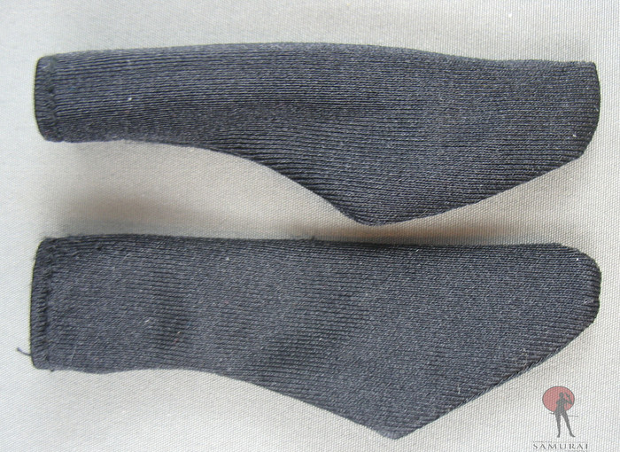 Other - Socks - Foot Shaped - Black