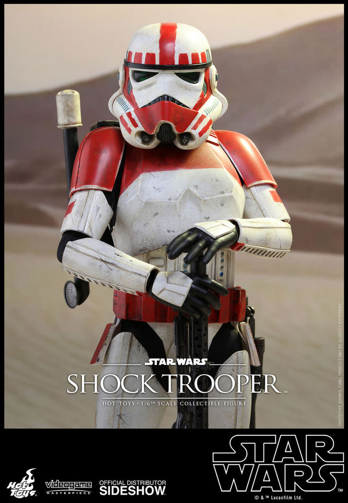 Hot Toys - Star Wars: Battlefront - Shock Trooper