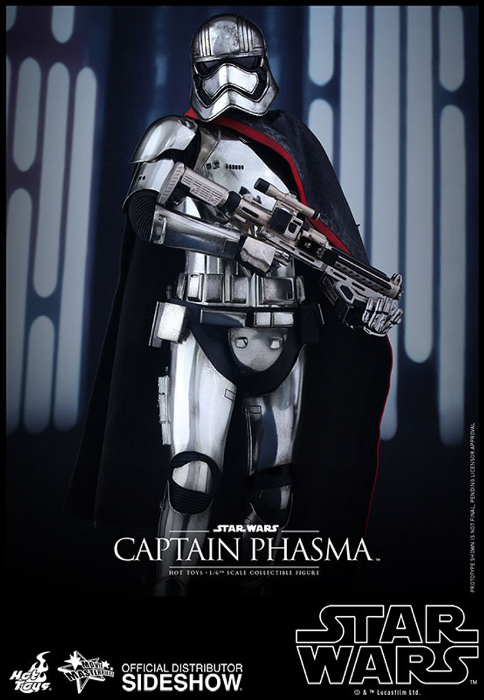 Star Wars - The Force Awakens: Captain Phasma