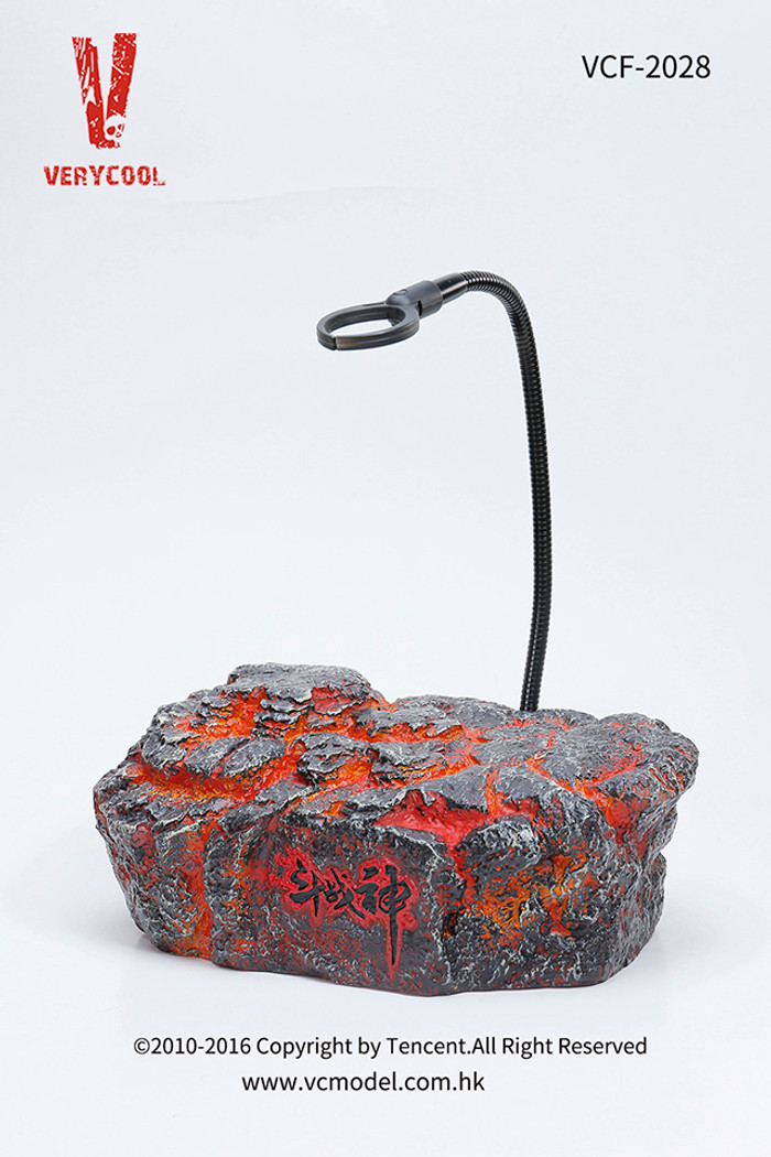 Very Cool - Stone-Shaped Display Stand