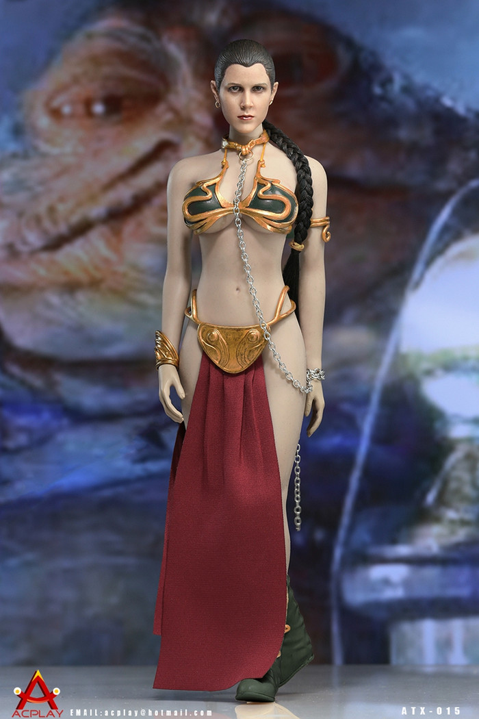 AC Play - The Enslaved Alien Princess