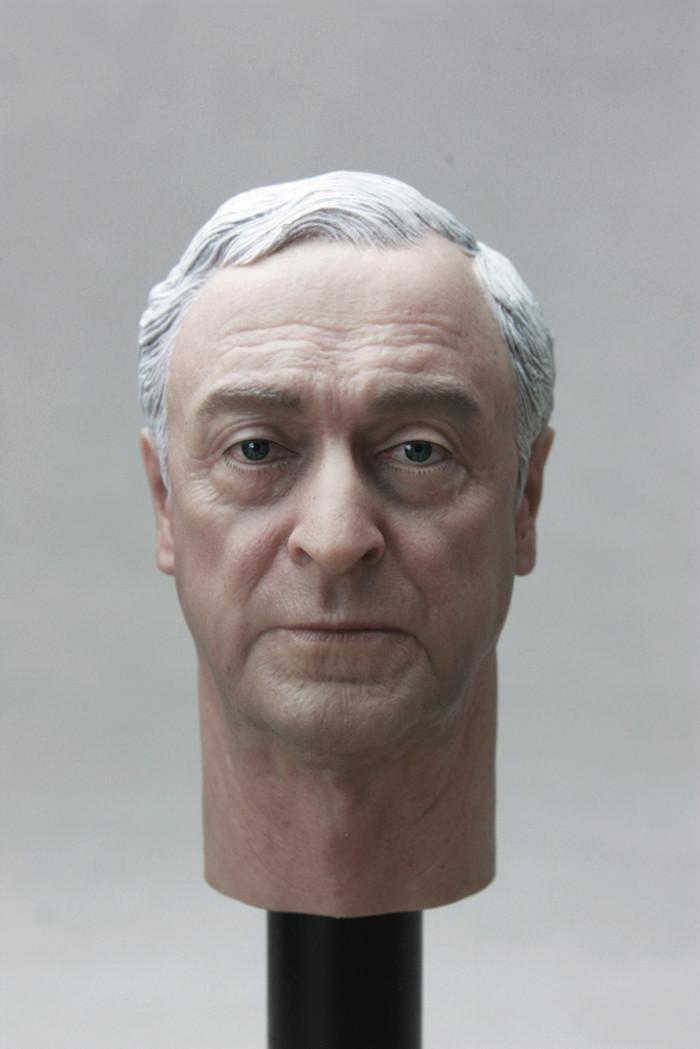 Other - Butler Custom Head Sculpt