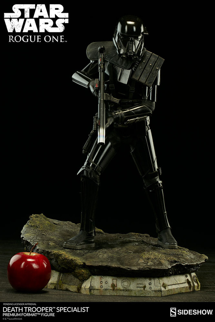 Sideshow - Star Wars: Rogue One - Death Trooper Specialist - Premium Format