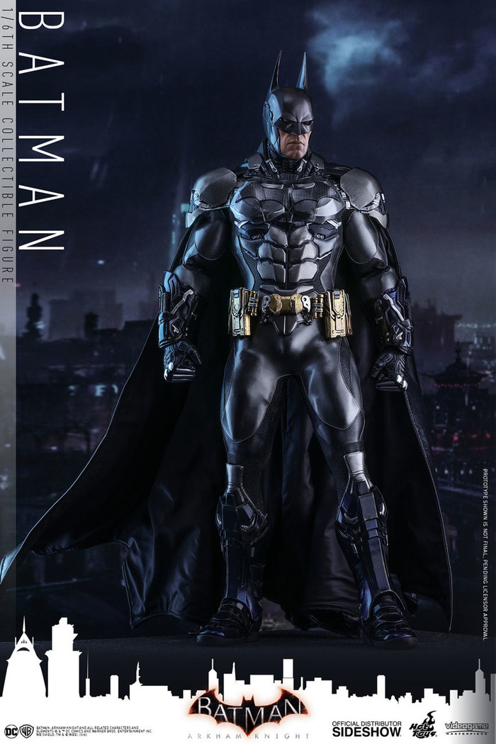 Hot Toys - Batman: Arkham Knight