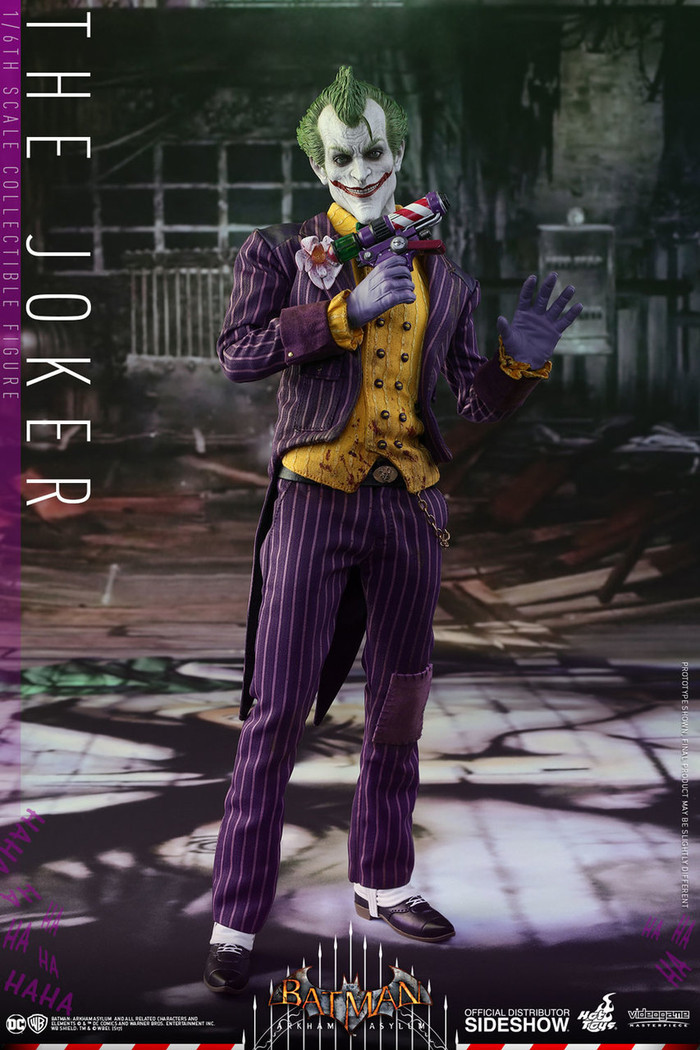 Hot Toys - Batman: Arkham Knight - The Joker