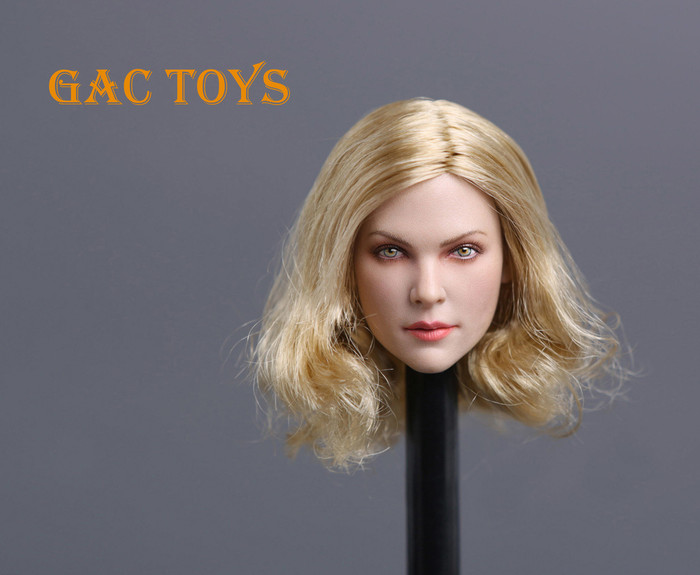 GAC Toys - European and American Woman Head Sculpture