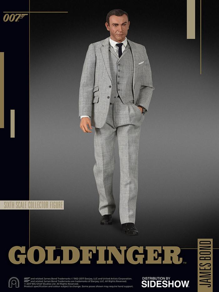 BIG Chief Studios - James Bond