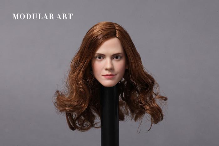 Modular Art - Female Actress Headsculpt