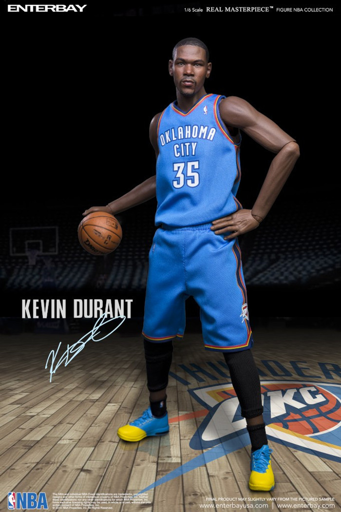 Enterbay - NBA Series - Kelvin Durant