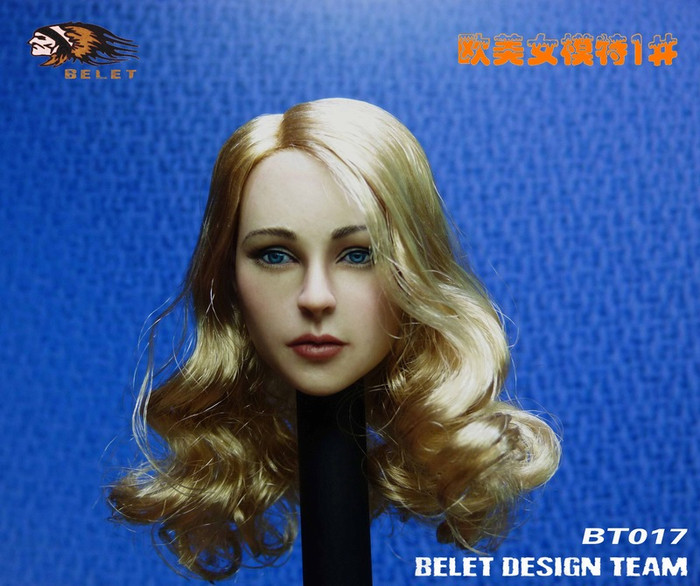Belet - Female Character Head
