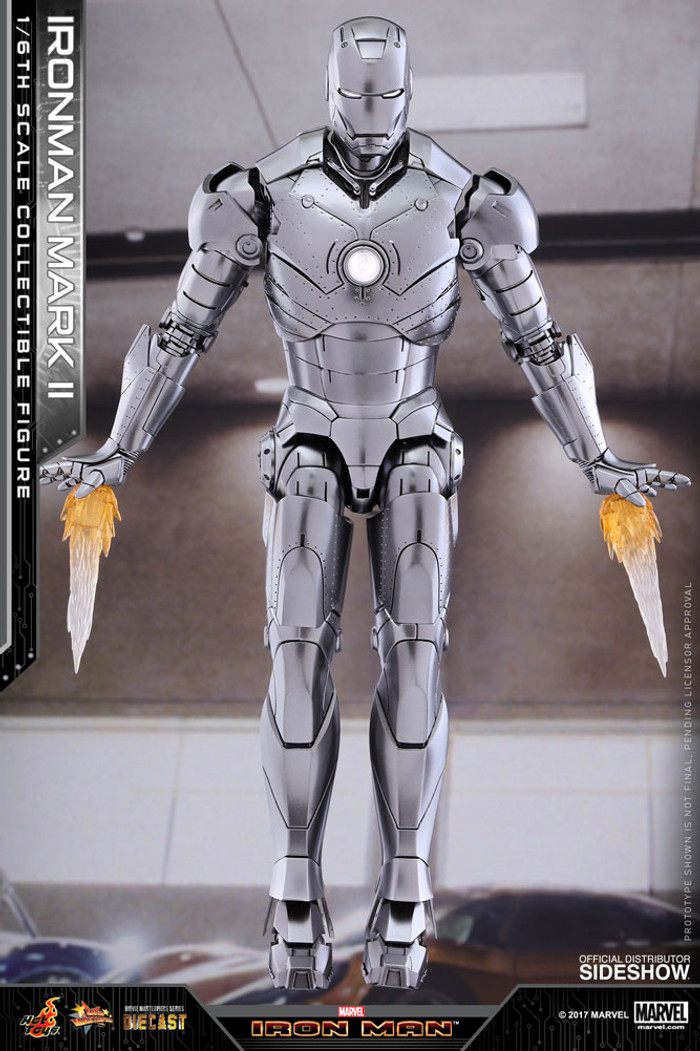 Hot Toys - Iron Man: Iron Man Mark II