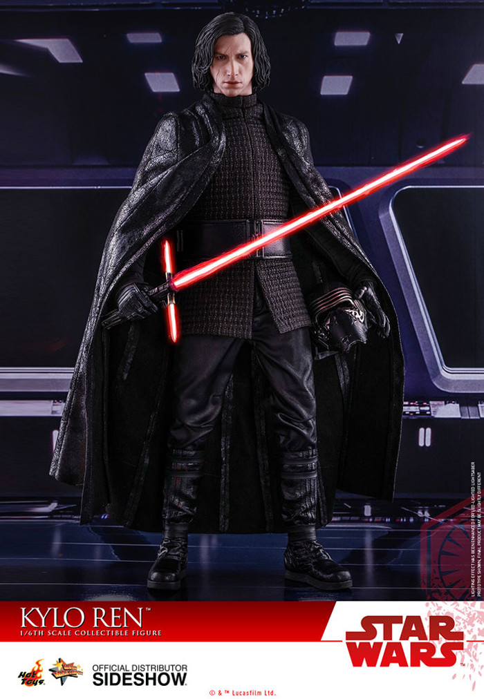 Hot Toys - Star Wars: The Last Jedi - Movie Masterpiece Series - Kylo Ren