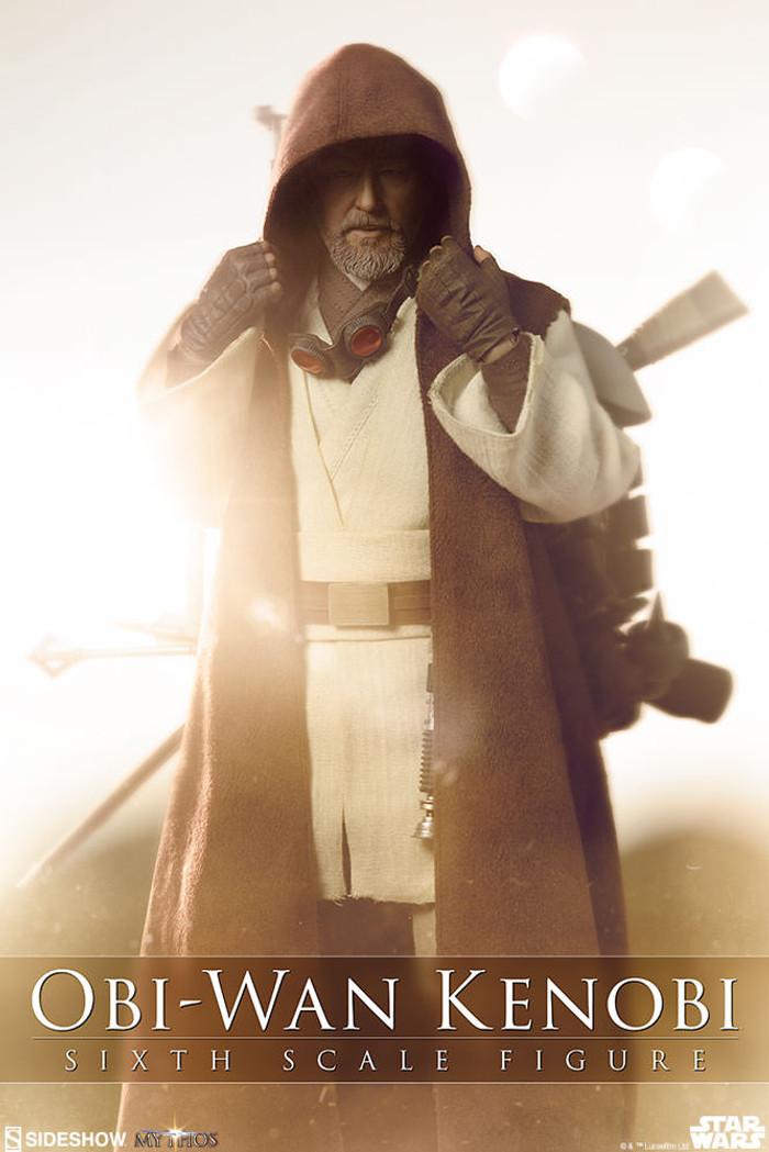 Sideshow - Star Wars: Mythos - Obi-Wan Kenobi