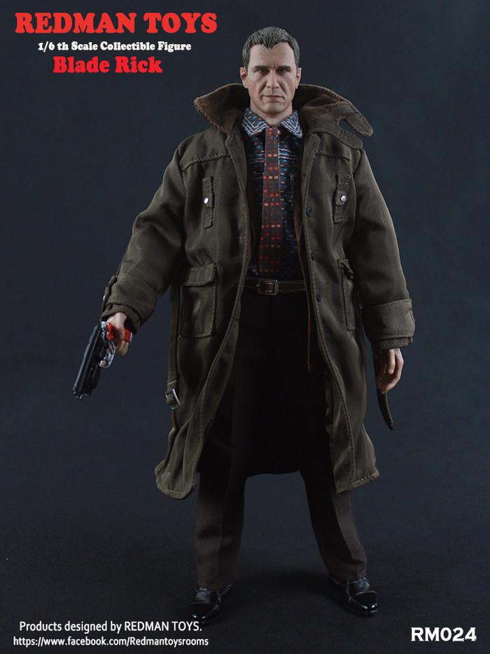 Redman - Blade Rick