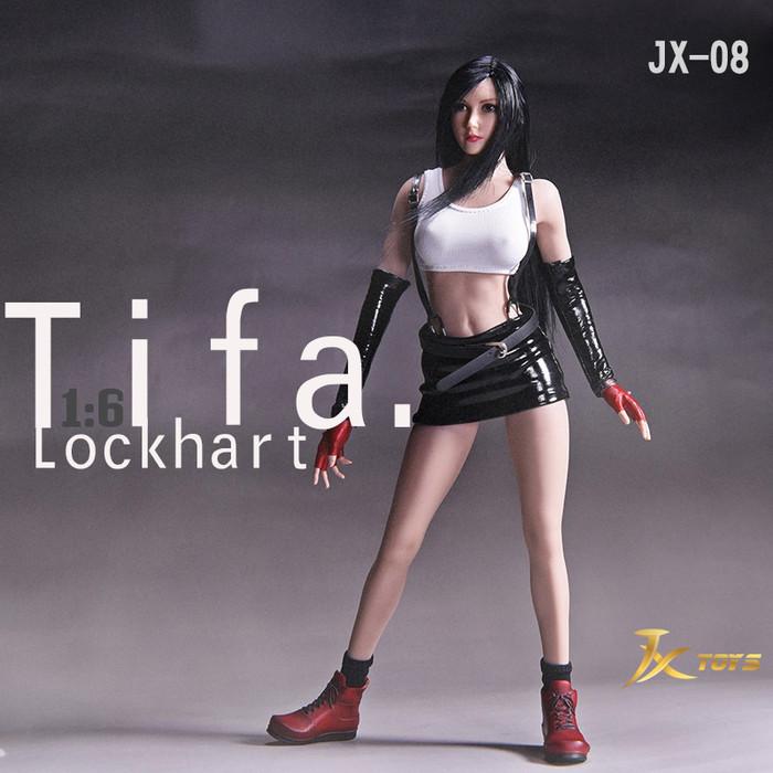 JX Toys - Female Fighter - TIFA