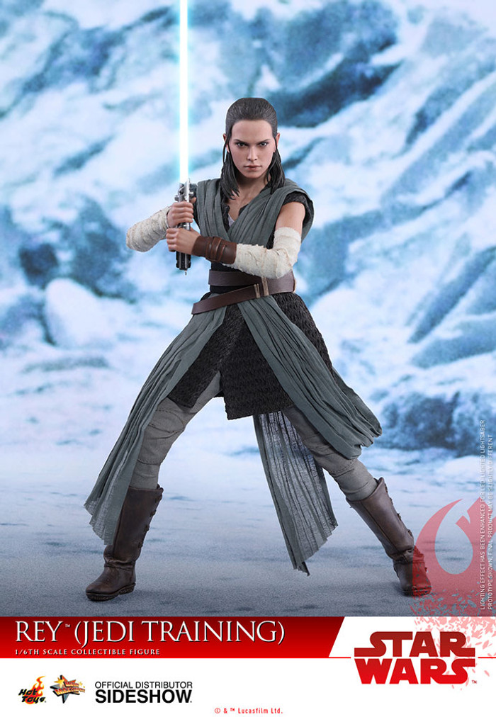 Hot Toys - Star Wars: The Last Jedi - Rey Jedi Training