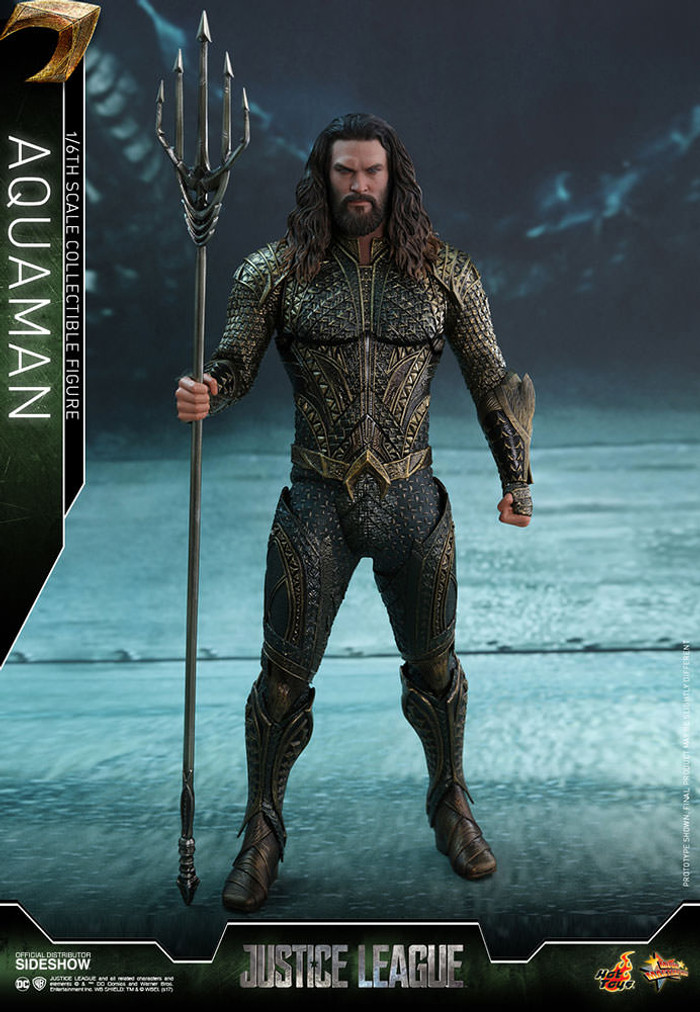 Hot Toys - Justice League: Aquaman