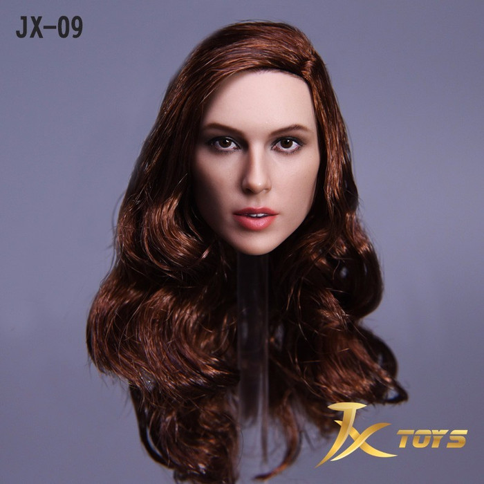 JX Toys - Custom Female Head