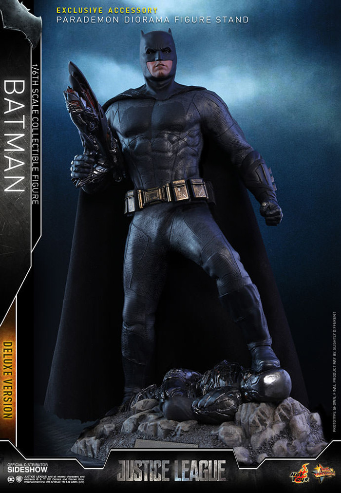 Hot Toys - Justice League - Batman Deluxe