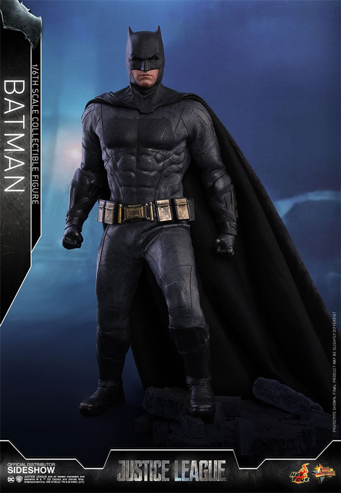 Hot Toys - Justice League - Batman