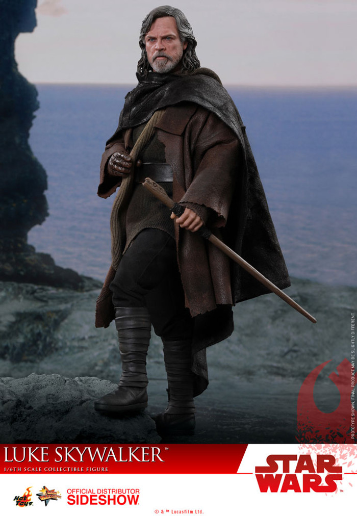 Hot Toys - Star Wars: The Last Jedi - Luke Skywalker