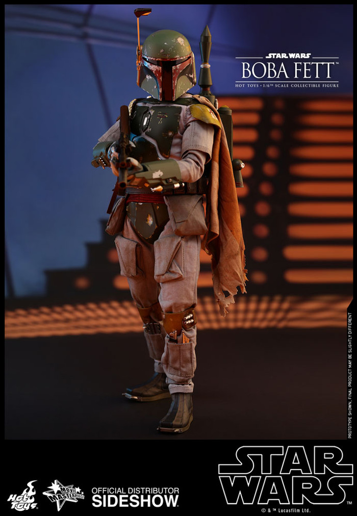 Hot Toys - Star Wars: The Empire Strikes Back - Boba Fett