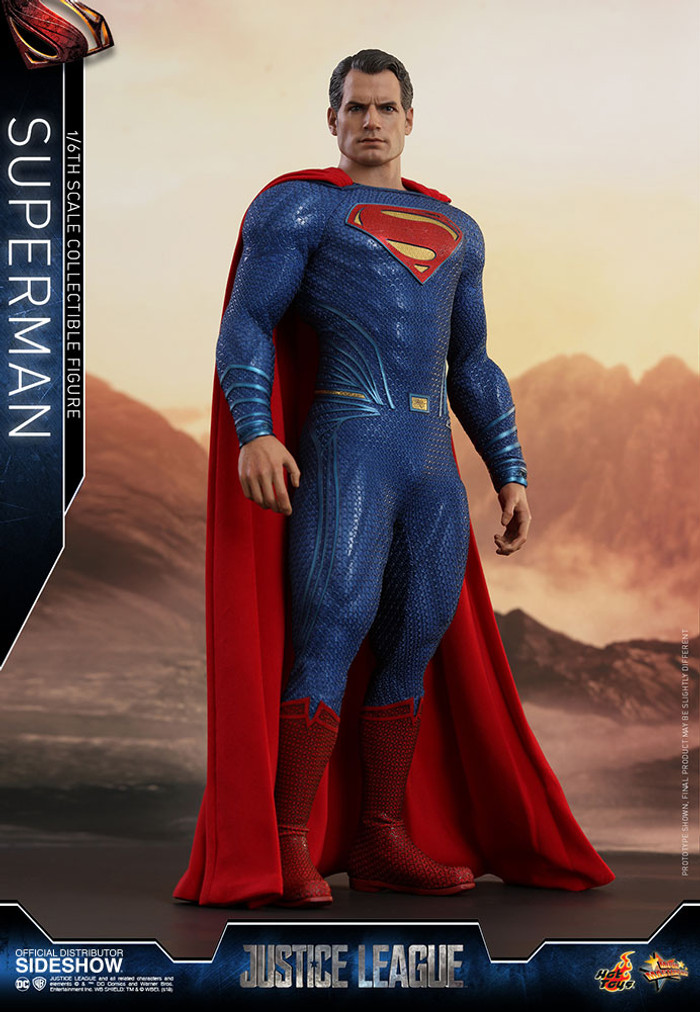 Hot Toys - Justice League - Superman