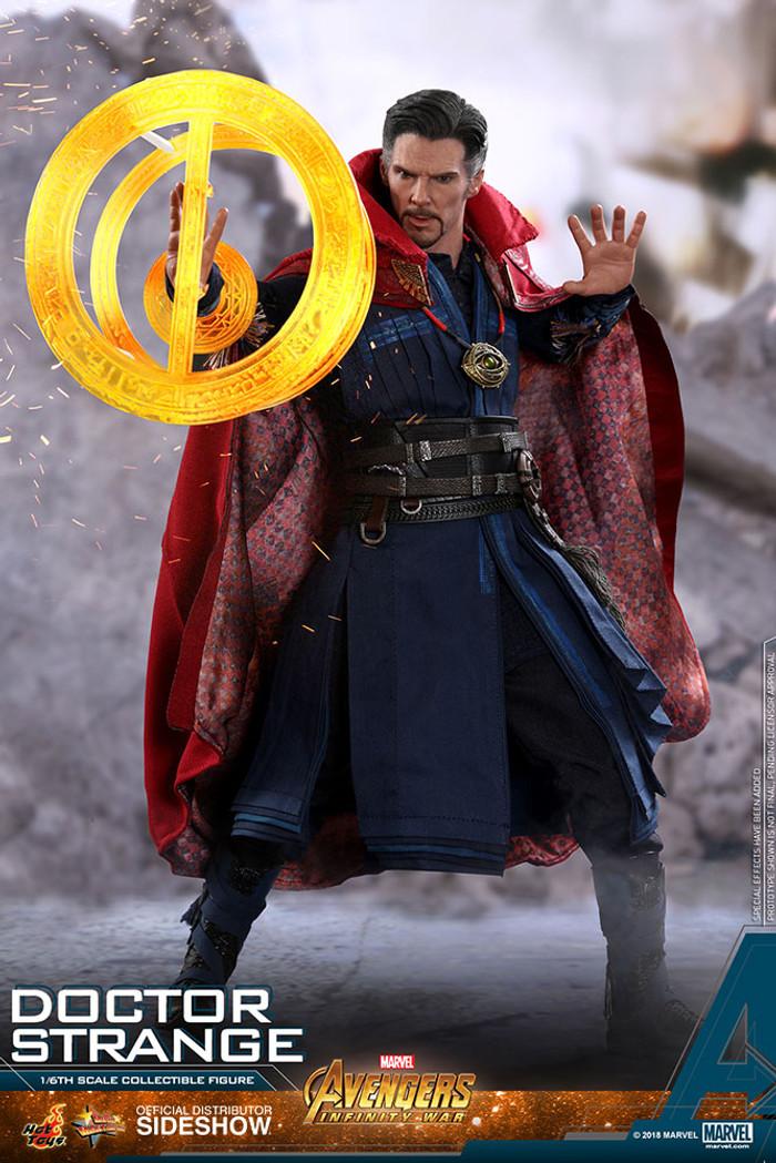 Hot Toys - Avengers: Infinity War - Doctor Strange