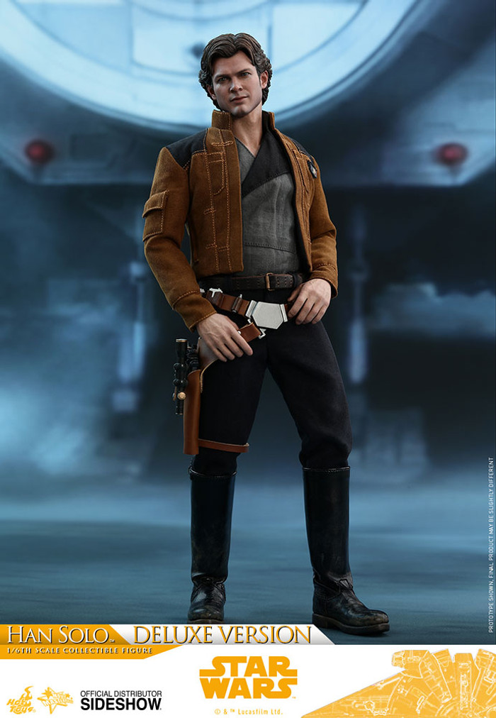 Hot Toys - Solo: A Star Wars Story - Han Solo Deluxe Version