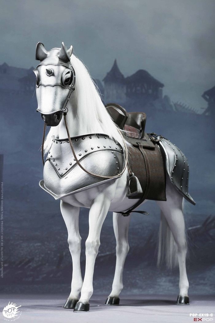 Pop Toys - Saint Knight War Horse