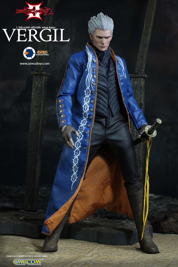 Asmus Toys - The Devil May Cry Series: Vergil