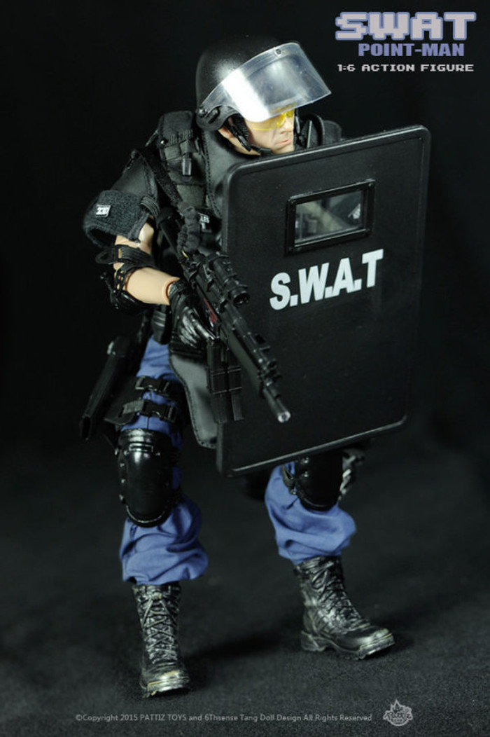 KADHOBBY - SWAT Point Man