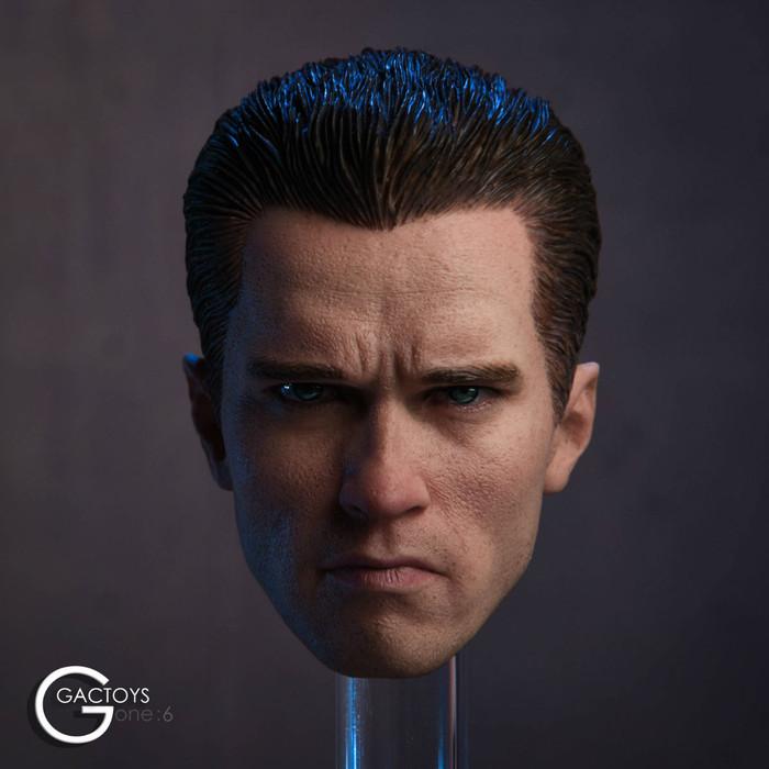 GAC Toys - Male Head Sculpture GAC016