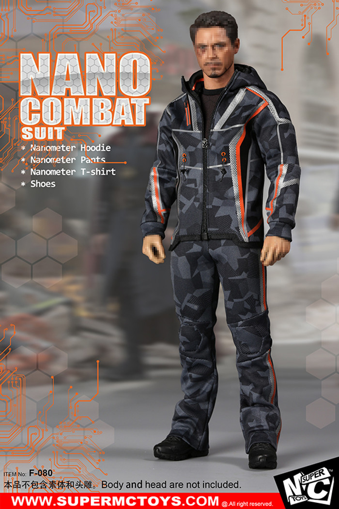Super MC Toys - Nano Combat Suit