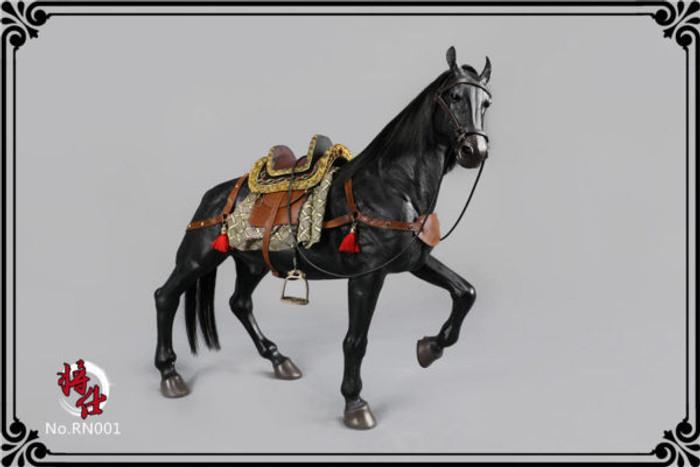 JS Model - Black Horse