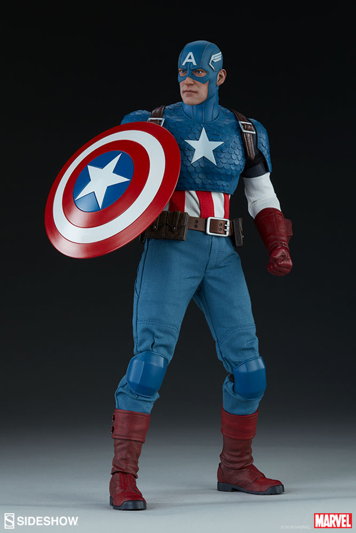 Sideshow - Captain America