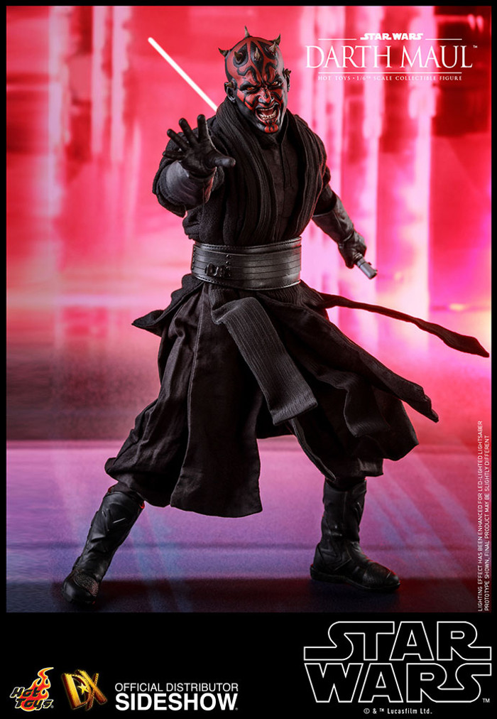 Hot Toys - Star Wars Episode I: The Phantom Menace - Darth Maul