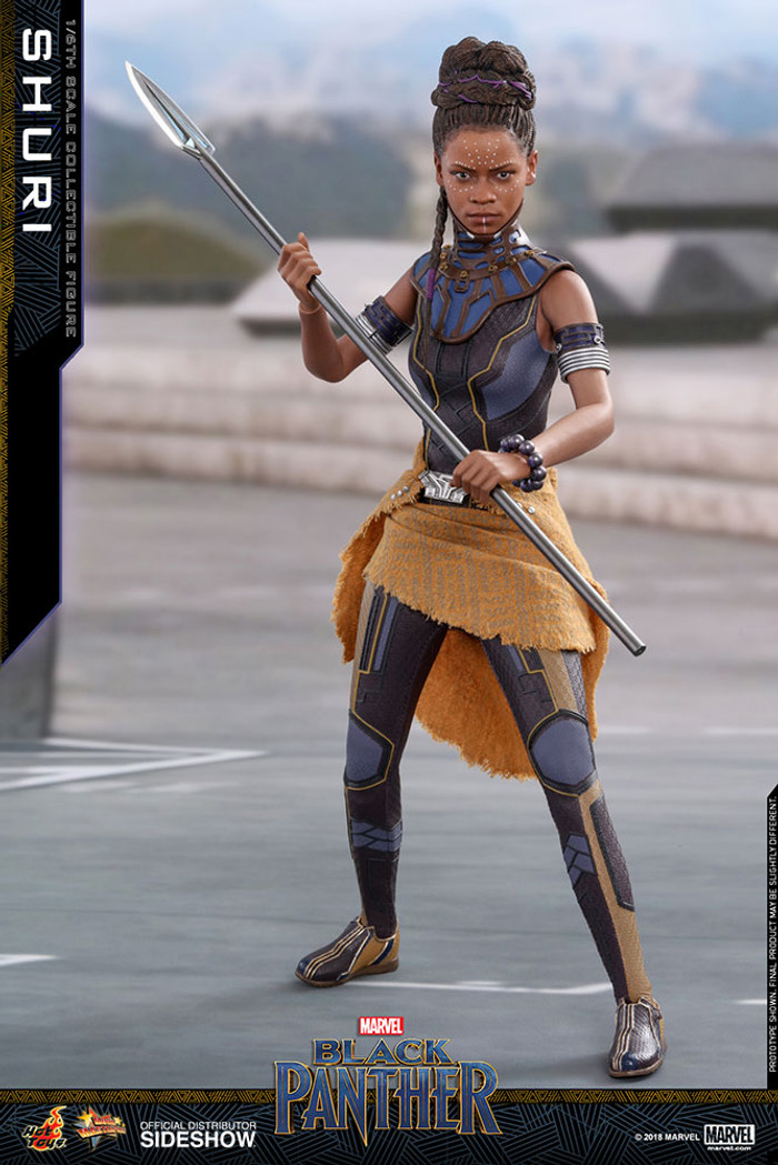 Hot Toys - Black Panther - Shuri