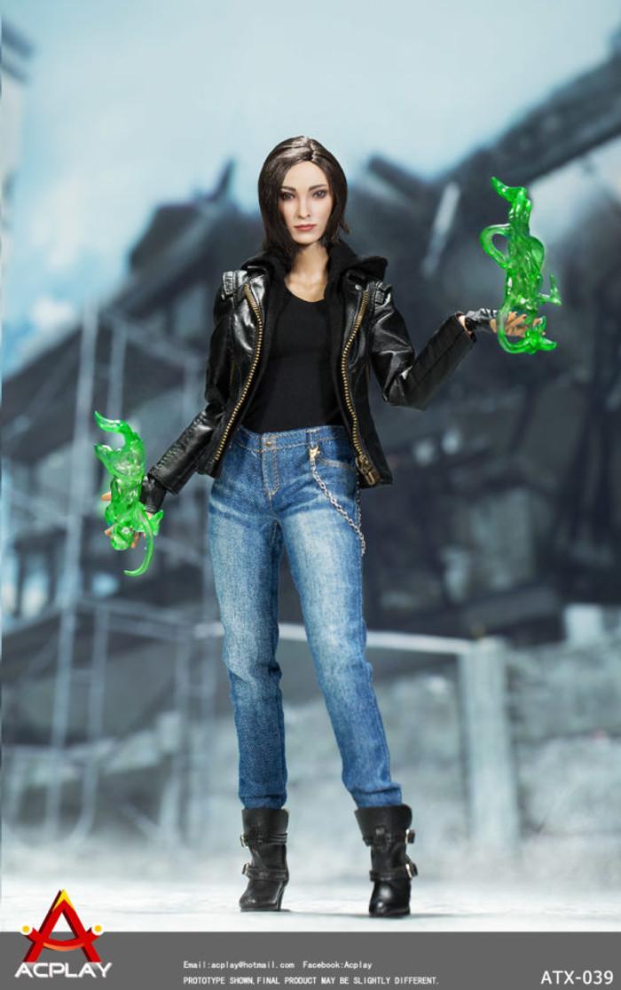 AC Play - Super Heroine Magnetic Girl