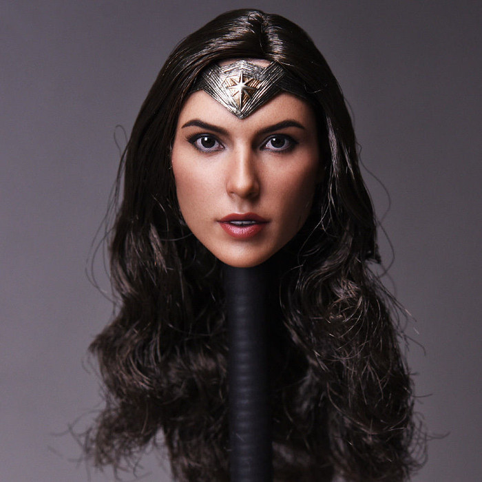 Other - Female Wonder Warrior Headsculpt