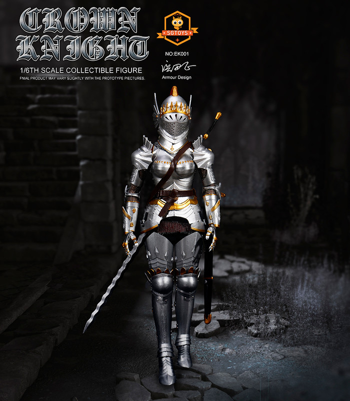 SG Toys - Crown Knight