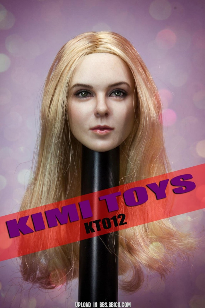 Kimi Toyz - European and American Female Headsculpt