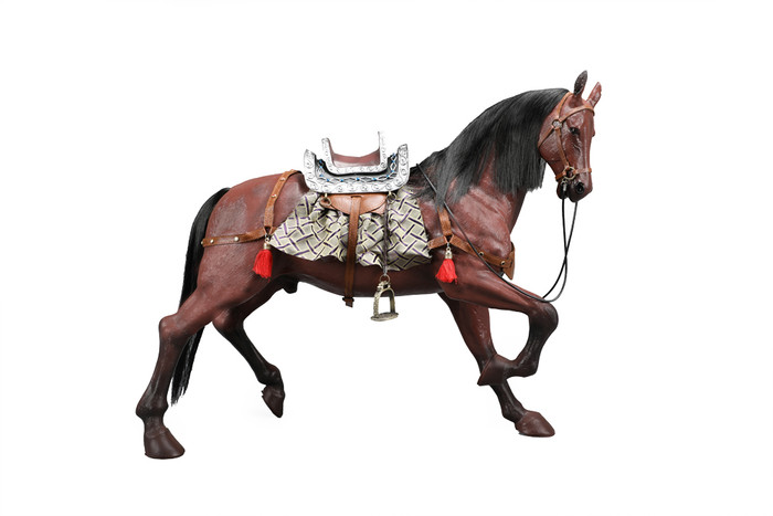 JS Model - Brown Horse RN004