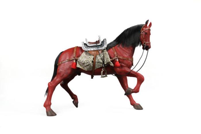 JS Model - Red Horse RN005