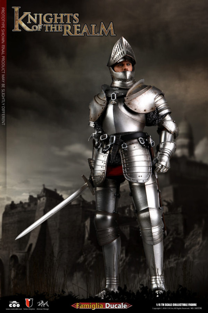 COO Model - Knights of the Realm - Famiglia Ducale