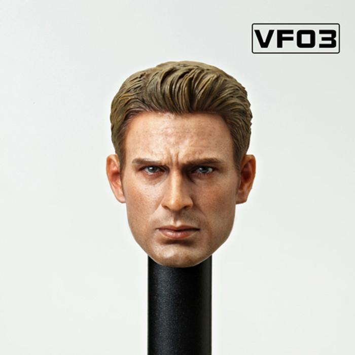 VFTOYS - Hero Head Sculpt